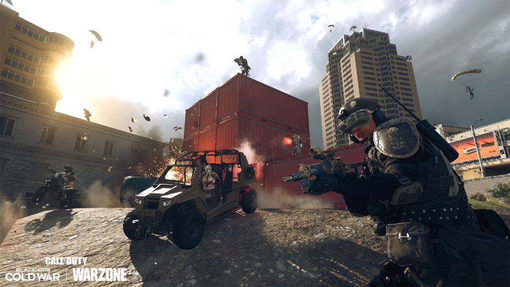 Warzone Säsong 5 Reloaded Clash Game Mode